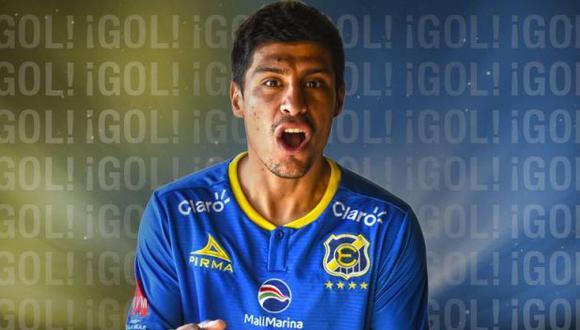 Patricio Rubio es el nuevo refuerzo de Alianza Lima. (Foto: Everton)