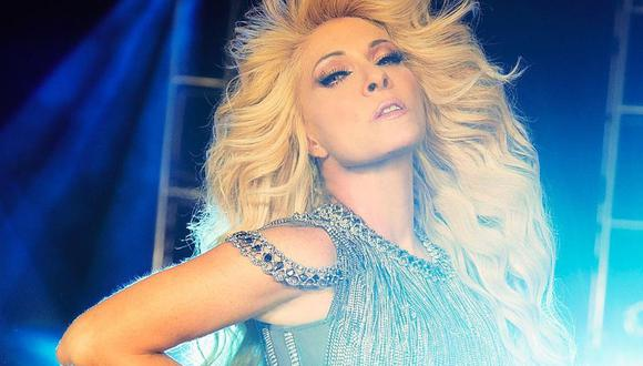 La cantante mexicana Yuri no se salvó de la ansiedad provocada por la pandemia del coronavirus (Foto: Billboard)