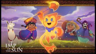 Imp of The Sun: Conoce el primer videojuego peruano en la Epic Games Store