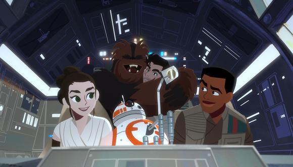 Disney celebra el Día de Star Wars este 4 de mayo. (Foto: Disney)