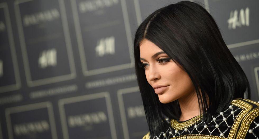 Kylie Jenner tiene millones de seguidores en las redes. (AFP)