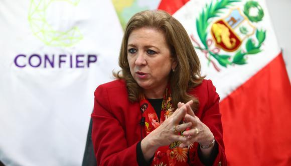 María Isabel León. (Foto: GEC)