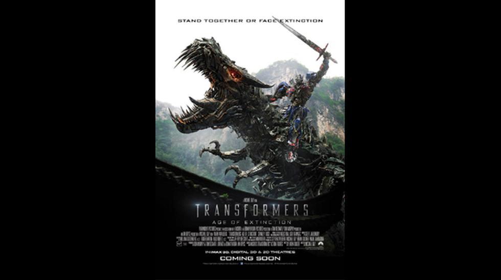 """""""Transformers: La era de la extinción"""": nuevas imágenes - 4"""