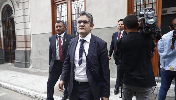 A principios de mes, Pérez denunció a Carlos Ramos Núñez alegando que había revelado el nombre de un colaborador eficaz. (Foto: César Campos / GEC)