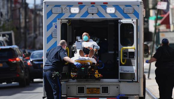 Imagen referencial. Tan solo ayer se sumaron 195.121 infecciones. | Covid-19 (Foto: Angela Weiss / AFP).