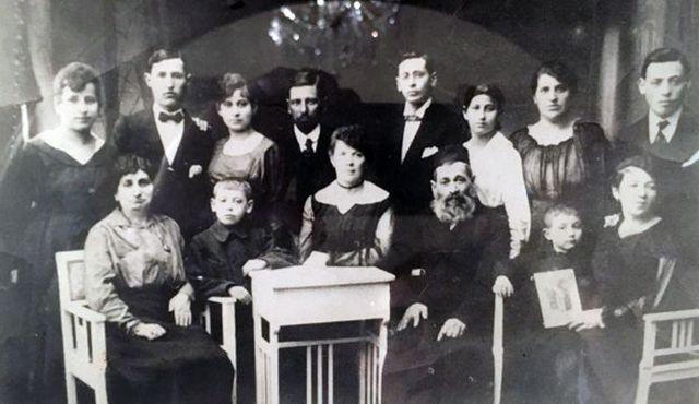 La familia Bach tuvo que huir de forma separada. No todos corrieron con la misma suerte. (Foto: BBC Mundo).