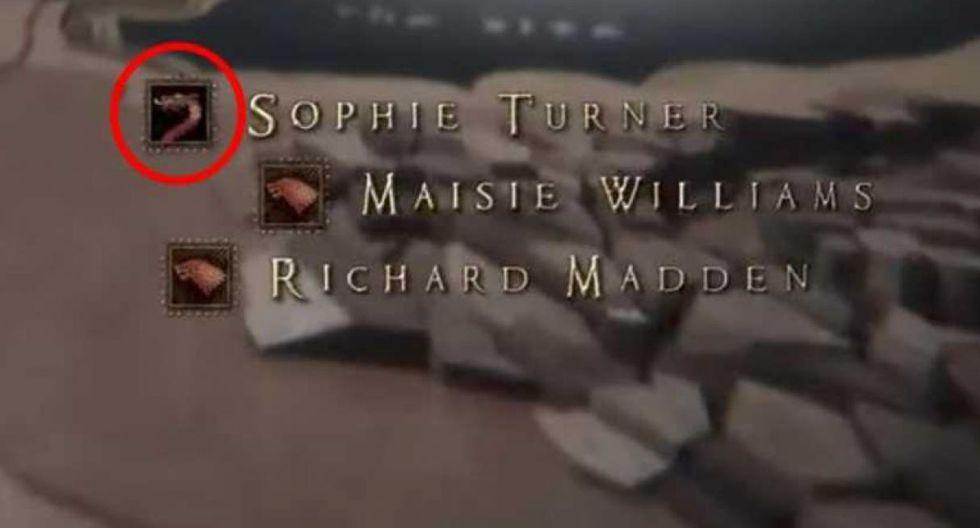 ¿Sansa es Targaryen? (Fuente: Captura de pantalla)