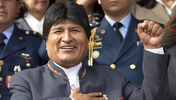 "Evo Morales tiene ""asesores invisibles"" para litigio con Chile"