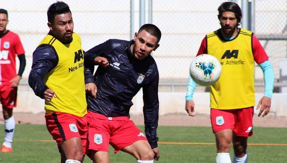 Binacional: Jean Deza fue una de las últimas incorporaciones para disputar la Copa Libertadores y la Liga 1