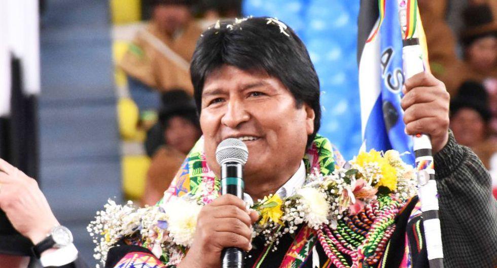 Pese al llamado a la abstención, Evo Morales dice que elecciones fortalecieron democracia en Bolivia. (Reuters)