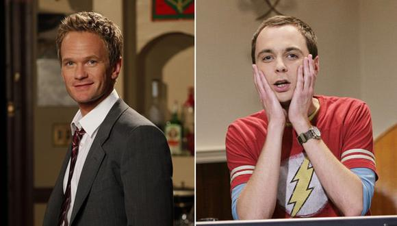 """""""How I Met Your Mother"""": Jim Parsons pudo ser Barney"""