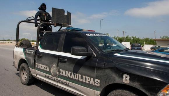 """La """"frontera chica"""" de México se encuentra en Tamaulipas, estado fronterizo con EE.UU. que durante años fue una de las entidades con más homicidios en el país. (Getty Images)."""