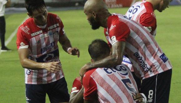 Junior venció 2-0 a Millonarios por la Liga Betplay de Colombia