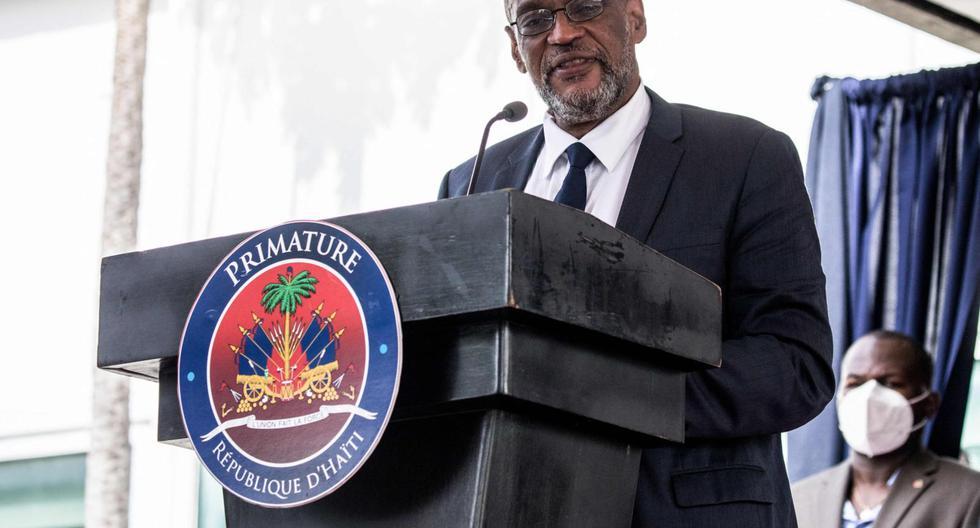 El primer ministro de Haití, Ariel Henry, destituyó al fiscal general Bel-Ford Claude luego de que este lo implicara en el magnicidio del expresidente Jovenel Moise, que tuvo lugar el 7 de julio. (Foto: AFP)