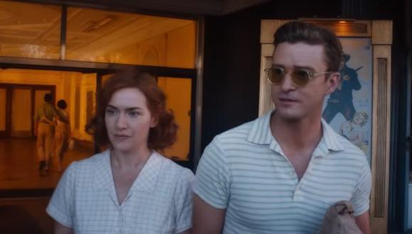 YouTube: mira el primer tráiler del nuevo filme de Woody Allen y Kate Winslet