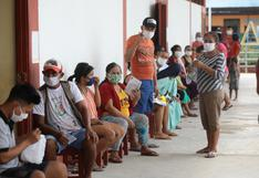 Loreto: tasa de contagios de COVID-19 supera el 70% en Caballococha y Santa Rosa de Yaraví | FOTOS