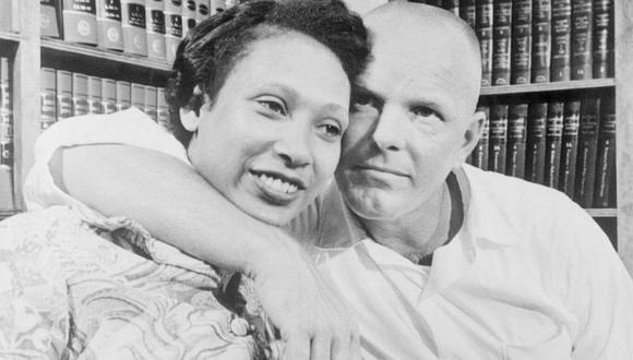 Richard y Mildred Loving se conocieron cuando eran niños y se enamoraron. (GETTY IMAGES)