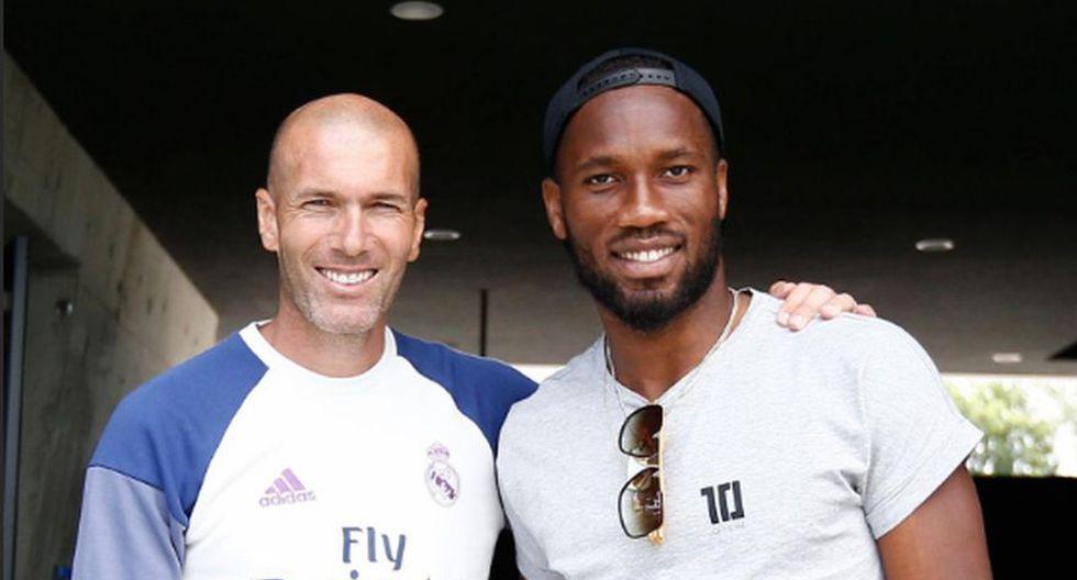 """Didier Drogba en Real Madrid: """"Cristiano merece Balón de Oro"""" - 1"""