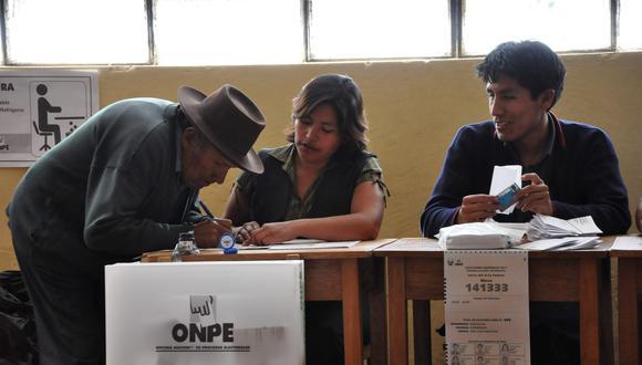 En 10,2% aumentó el padrón electoral del 2021 en relación con el de las elecciones generales del 2016. (Foto: USI)