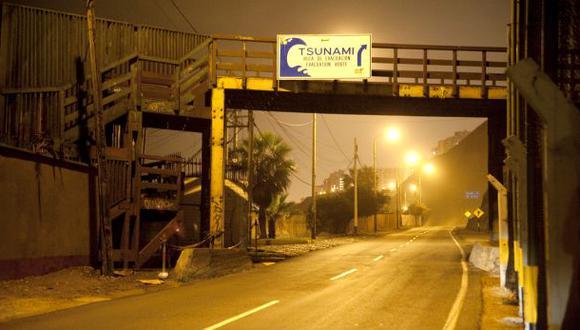Alerta de tsunami en costa peruana duró más de 5 horas