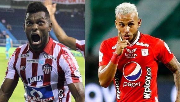 Junior y América se enfrentan en el duelo más esperado de la Jornada 3 de la Liga Betplay | Foto: composición
