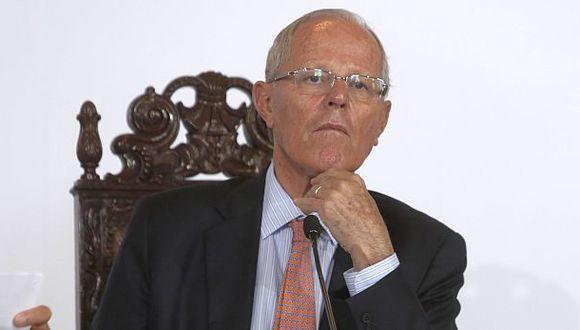 PPK: Golpe en Venezuela es muy parecido a autogolpe de Fujimori