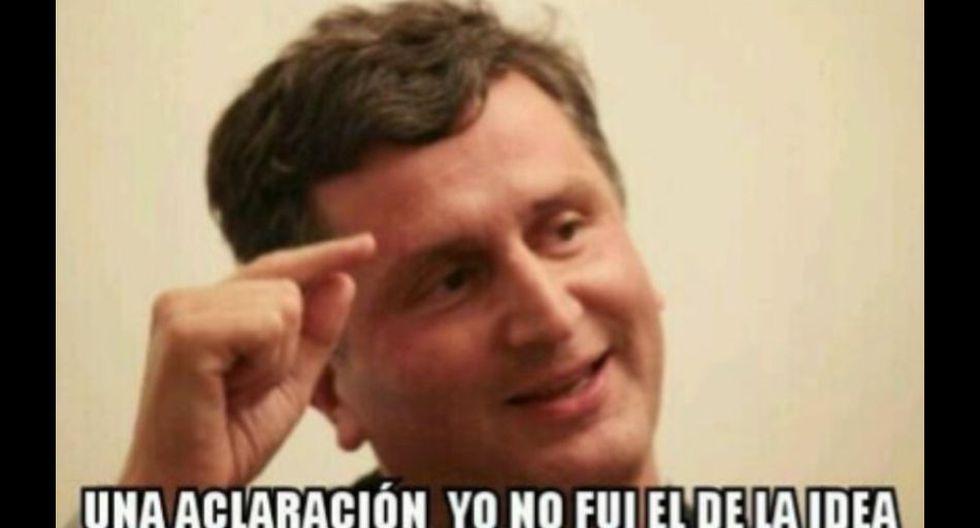 Los memes que se burlaron del político chileno antimemes - 2