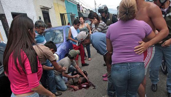 Venezuela: así huyó policía que mató a estudiante en Táchira
