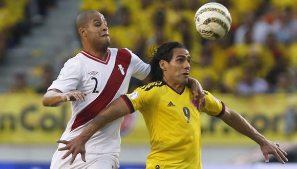 Perú gestiona amistoso con Colombia para después de Brasil 2014