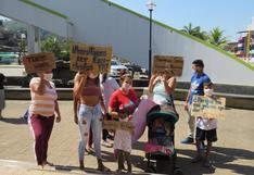 Coronavirus en Perú: venezolanos en el VRAEM piden apoyo porque ya no tienen alimentos