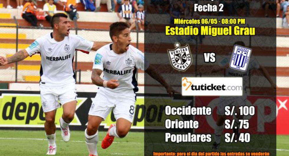San Martín puso a 40 soles entradas populares ante Alianza Lima - 2