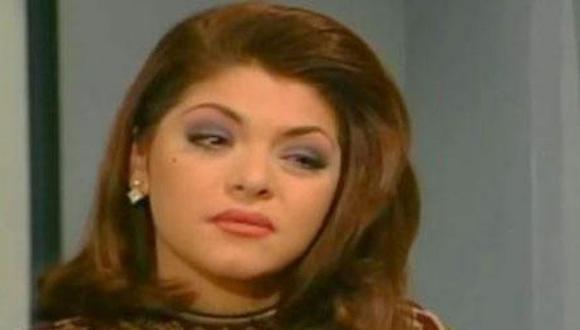 """""""María la del barrio"""" es una de las telenovelas más exitosa de los años 90. Fue protagonizada por Thalía y Fernando Colunga, con Itatí Cantoral en el papel antagónico de Soraya Montenegro (Foto: Televisa)"""