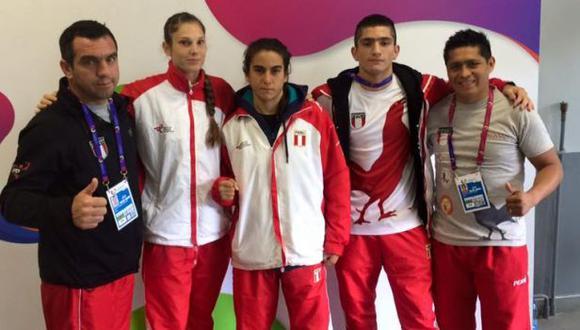 Equipo peruano de muay thai aún tiene chances de ganar medallas en los World Games de Polonia. (Foto: Difusión)