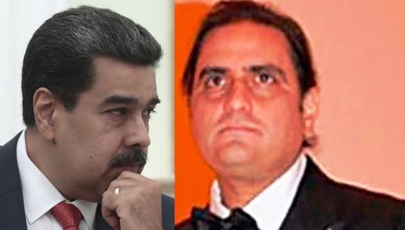 El empresario Álex Saab fue detenido en Cabo Verde a pedido de Estados Unidos. Se le señala de ser testaferro de Nicolás Maduro. (AFP).