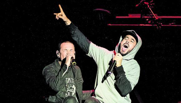 Linkin Park: híbridos metaleros en Lima