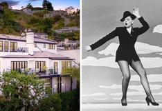 Un recorrido por la preciosa mansión de Judy Garland en Hollywood | FOTOS
