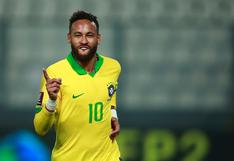 Perú vs. Brasil: Neymar y el hito que consigue en las eliminatorias sudamericanas