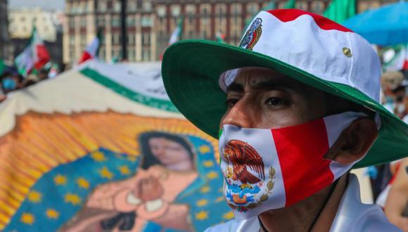 Coronavirus en México | Últimas noticias | Último minuto: reporte de infectados y muertos hoy, domingo 04 octubre del 2020 | Covid-19 | (Foto: EFE/José Pazos).