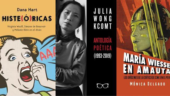 Los tres primeros libros de la Editorial Gafas Moradas se presentarán en la FIL Lima 2020.