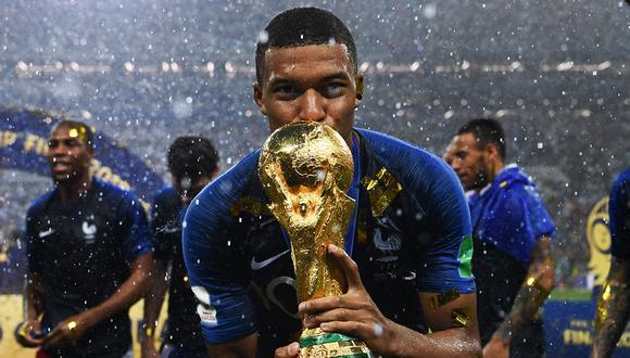Kylian Mbappé está muy cerca de lograr su primera Champions League. ¿Qué títulos logró hasta sus 21 años?  Todo los detalles en la nota | Foto: AFP