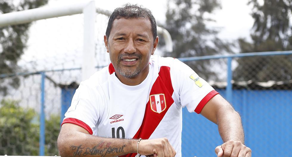Roberto Palacios, el de los 'Chorrigolazos'. (Foto: Francisco Neyra / GEC)