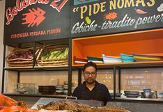 """Ronal Bautista, el chef peruano y socio de Luisito Comunica que brilla en México: """"'Bolichera 21′ representa la multiculturalidad del Perú"""""""