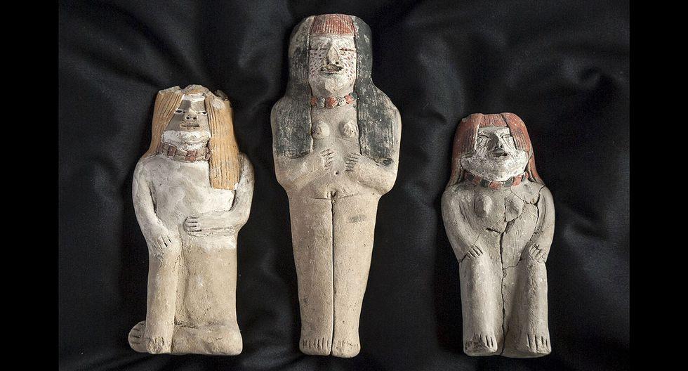 Estas son las piezas arqueológicas halladas en Vichama [FOTOS] - 1