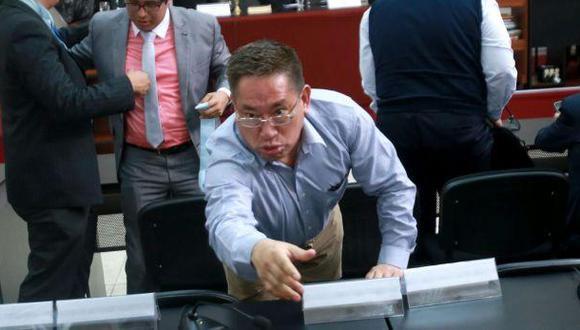 Facundo Chinguel fue sentenciado en diciembre último a 13 años de cárcel (Foto: El Comercio / Lino Chipana)