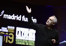 Ferran Adrià abrió Madrid Fusión con su laboratorio de innovación