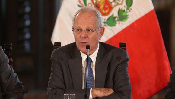 La Comisión de Fiscalización coordinará una entrevista con el presidente Pedro Pablo Kuczynski (PPK).