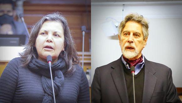 Congreso: ¿Quiénes son Rocío Silva Santisteban y Francisco Sagasti? | Mesa  Directiva del Parlamento | Presidencia | PERFILES | POLITICA | EL COMERCIO  PERÚ