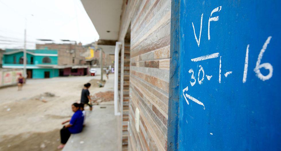 Carabayllo. Es uno de los distritos que concentra la mayor demanda en Lima norte. En esta jurisdicción el valor del m² fue de S/2.340 en enero, monto menor en 3% frente al mismo mes del 2017. (Foto: El Comercio)