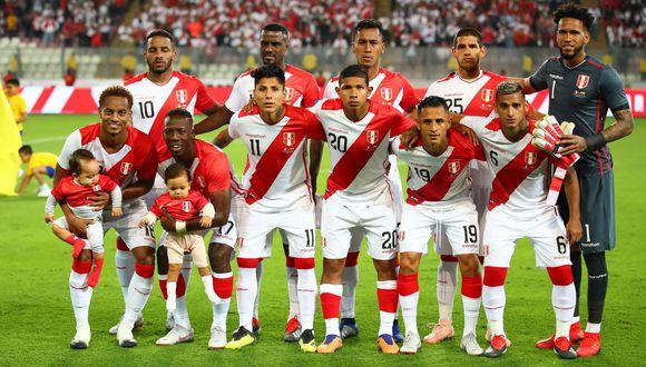 Selección peruana podría disputar amistoso en marzo del 2019 en el Estadio Mansiche de Trujillo. (Foto: Giancarlo Avila)