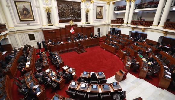 Congresistas tienen opiniones contrarias sobre pedido fiscal contra Pedro Pablo Kuczynski. (Foto: Lino Chipana Obregón / GEC)